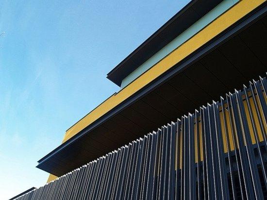 Eden Court Theatre: eden court building