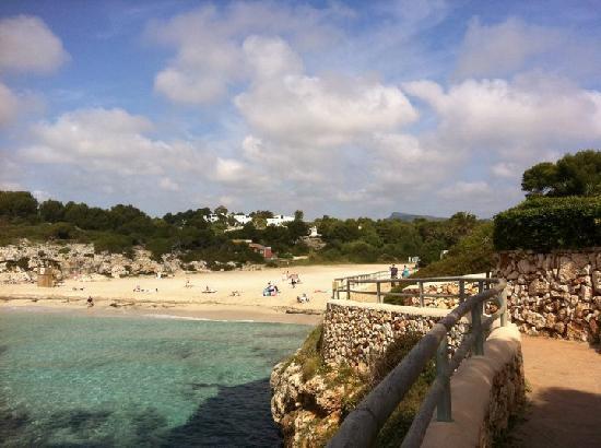 Complejo Calas de Mallorca : The Beach Cala Domingoes