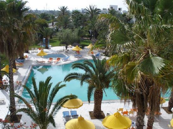 Nerolia Hotel & Spa : Vue de ma Chambre