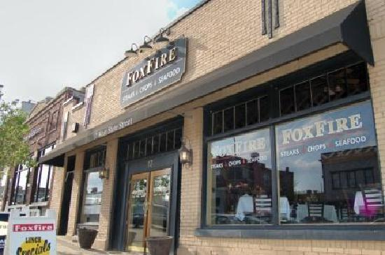 FoxFire Restaurant: Welcome to FoxFire, located in historic downtown Geneva
