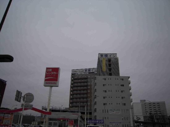 Toyoko Inn Fujisan Mishimaeki: 外観
