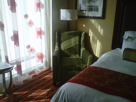 Renaissance Montgomery Hotel & Spa at the Convention Center : Beautiful!