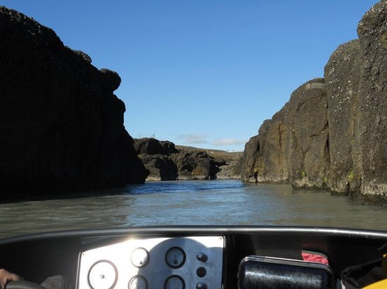 Iceland Riverjet: View from the boat