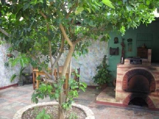 Casa OsmaryAlberto: Parrillada
