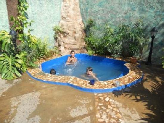 Casa OsmaryAlberto: Piscina