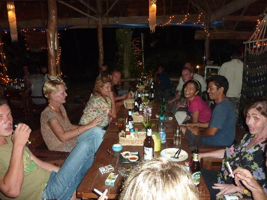 Rice Paddy : My 'farewell' evening with friends