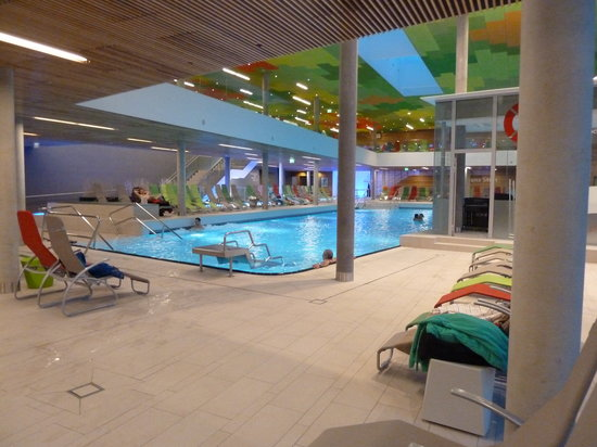 Therme Wien: Thermalbad innen