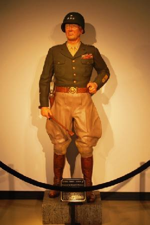 Patton Museum of Cavalry and Armor: General Patton