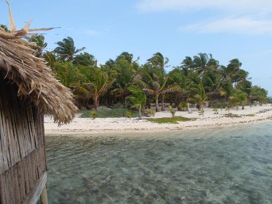 Glover's Atoll Resort: Northeast Caye, Glover's Atoll