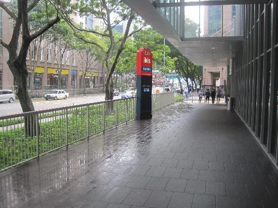 Bencoolen Street Picture Of Ibis Singapore On Bencoolen