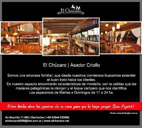 El Chucaro Asador Criollo: 2