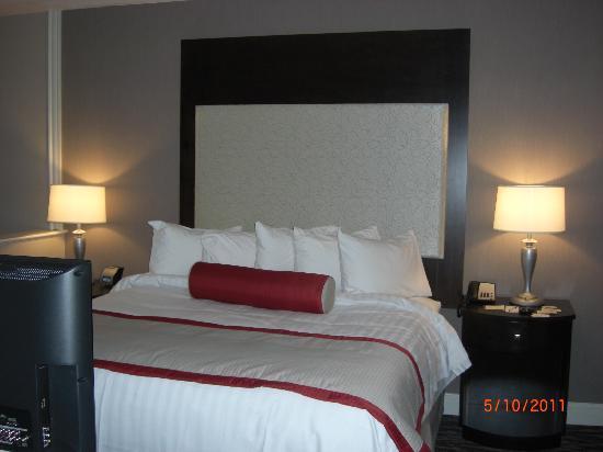 Fairfield Inn & Suites Keene Downtown: 2nd floor room 215