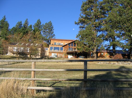 Whitebird Summit Ranch : Whitebird Summit Lodge