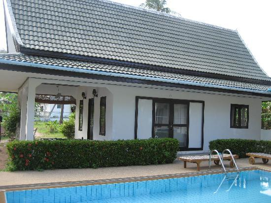 Baan Sawainam: private villa