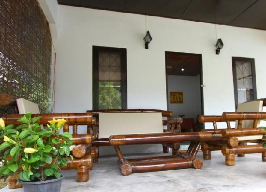 Baan Sawainam: Villa Patio