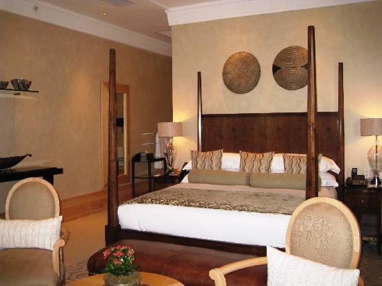 Saxon Hotel, Villas and Spa: Bedroom