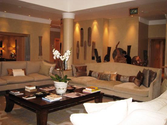 Saxon Hotel, Villas and Spa : Common Living area