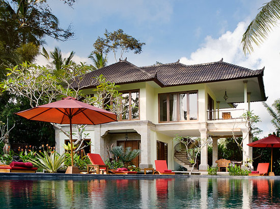 Suara Air Luxury Villa Ubud: Suara Air Villa