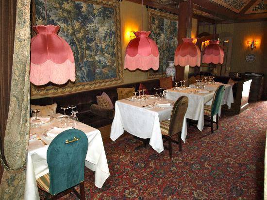 The Inn at Little Washington: Dining room