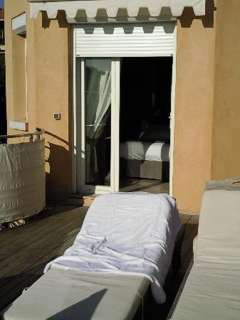 Best Western Hotel La Rade: vue extérieur de la chambre
