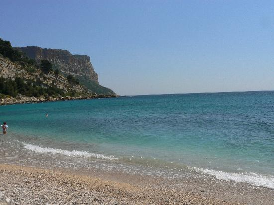 Hotel Royal Cottage: Plage de Cassis