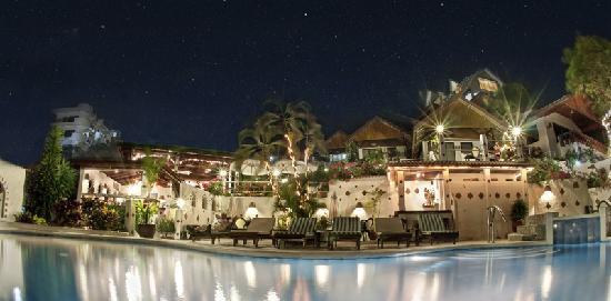 Steps Garden Resort: SG