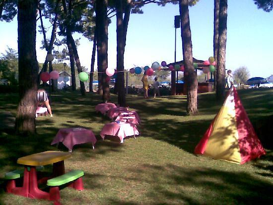 Hotel Beau Rivage Pineta: zona bimbi