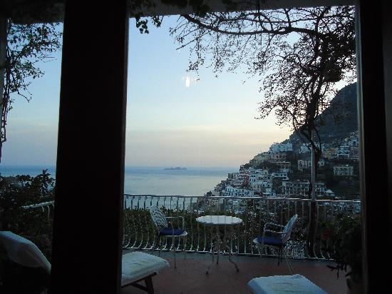 Villa Fiorentino: View from the bedroom