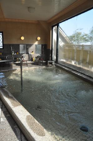 Miyukiso Hanamusubi : Indoor onsen.