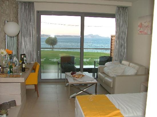 Sentido Port Royal Villas & Spa: Beach bungalow view