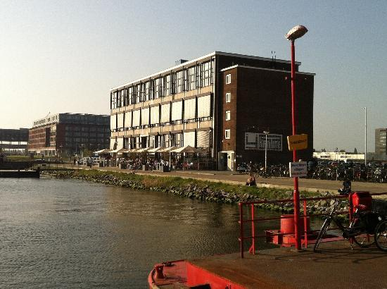 Amstel Botel: Nice chill out place near the hotel