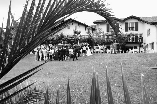 Les Jardins de Bakea : Jardin