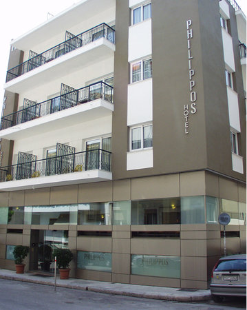 Philippos Hotel Athens Greece