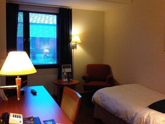 Best Western Nya Star Hotel : Zimmer