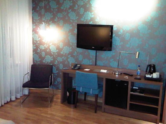 Scandic Stora Hotellet : Bad