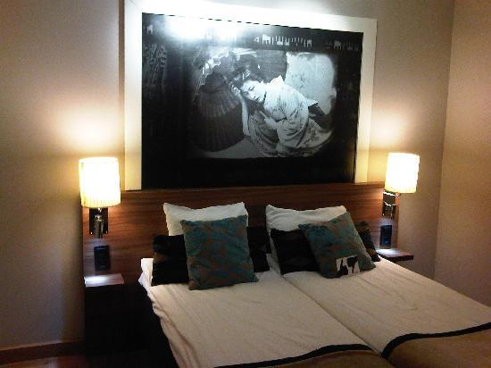 Scandic Stora Hotellet : Aufgang