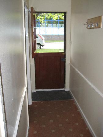 Pwllheli, UK: Hallway