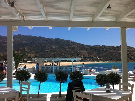 Ios Palace Hotel: The main pool