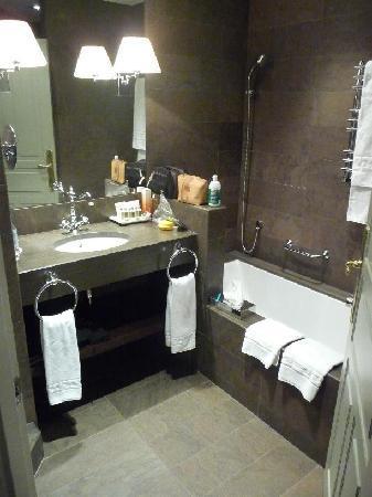 El Palace Hotel: Bagno