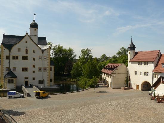Schlosshotel Klaffenbach: Casa- Museo del complejo