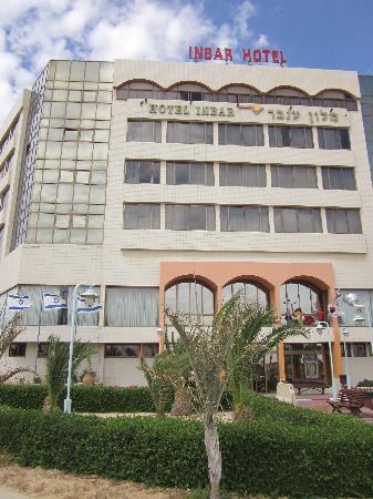 Inbar Hotel: InBar - front view