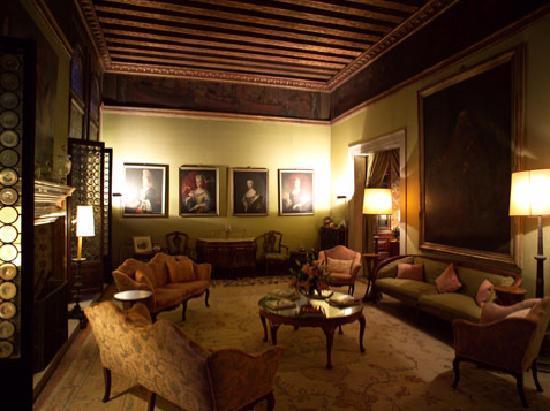 Palazzetto Pisani Boutique Resort: Salone Nobile