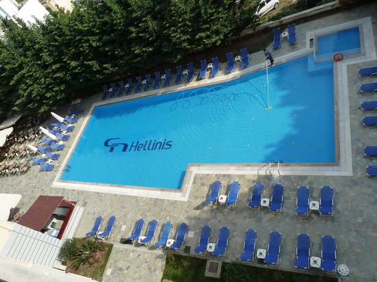 Kanoni, Grækenland: Pool