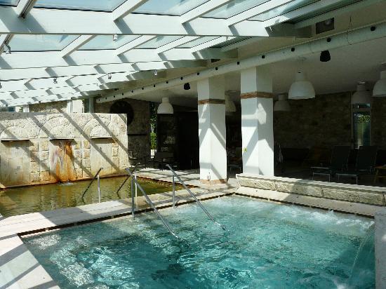 le piscine termali - Foto di Albergo Le Terme, Bagno Vignoni ...