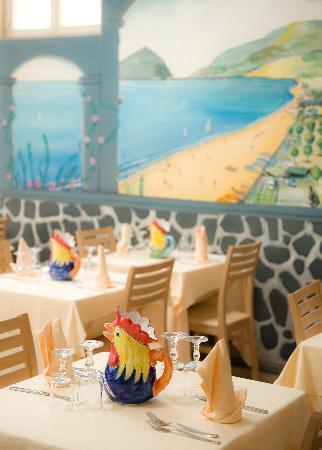 Hotel Da Raffaele: ristorante
