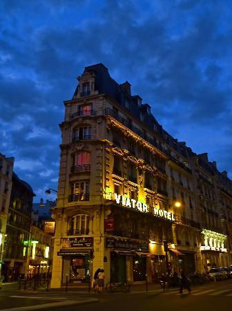 Hotel Viator - Paris Gare de Lyon: Hotel Viator