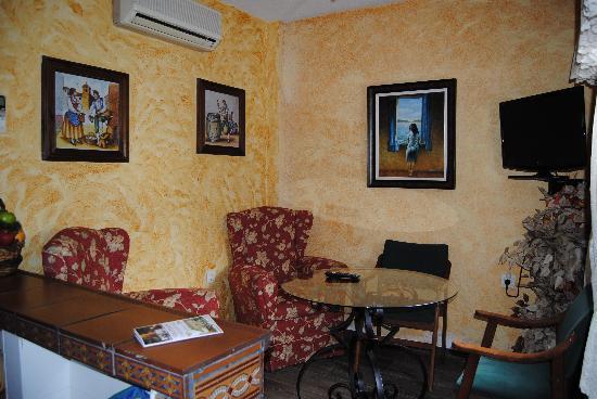 Hostal Lima: El saloncito