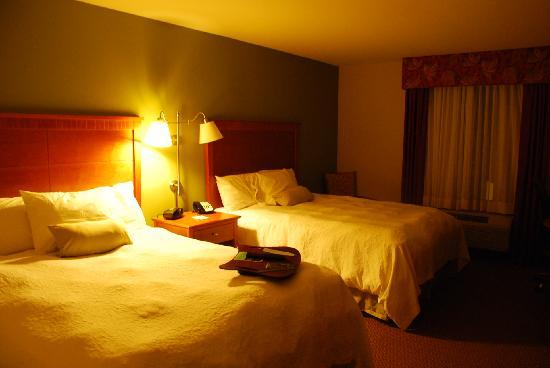 Hampton Inn Clinton: 1