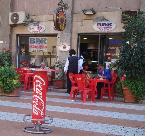 Bar Monterosa : ESTERNO