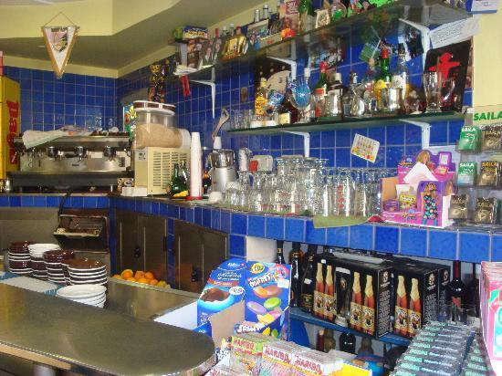 Bar Monterosa : INTERNO